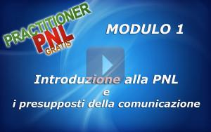 Practitioner PNL gratis - Modulo 1